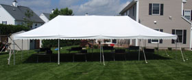 Pole Tents And Party Tents For Rent Erie Pa